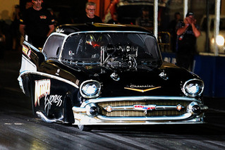 The Motorplex helps make funny car nitro magic once again!