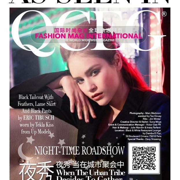 QCTEG Magazine China
