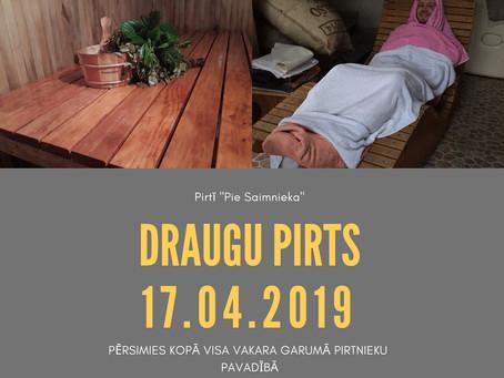 DRAUGU PIRTS