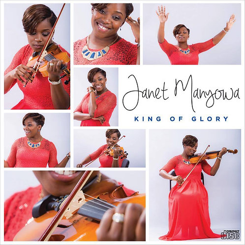 King of Glory CD