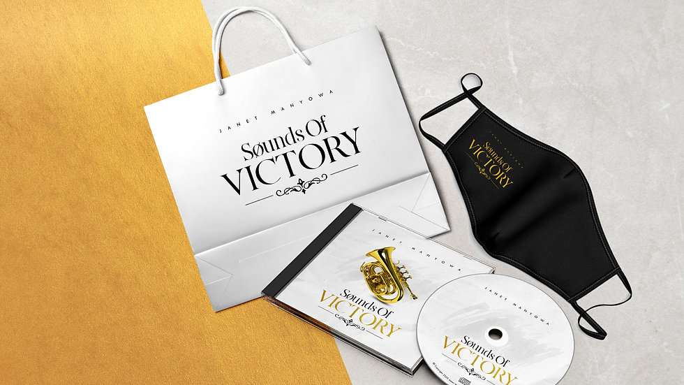 Sounds of Victory CD Gift Pack