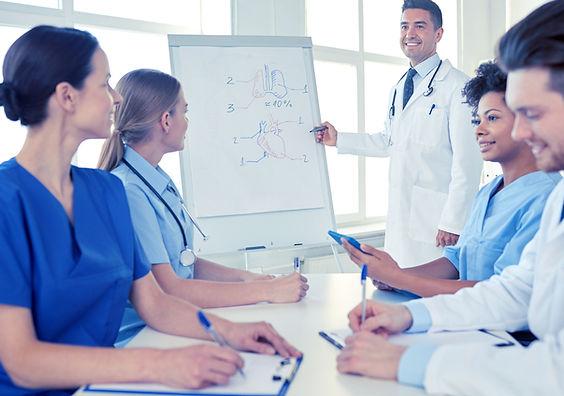 medical education, health care, medical