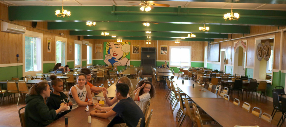 Our cafeteria