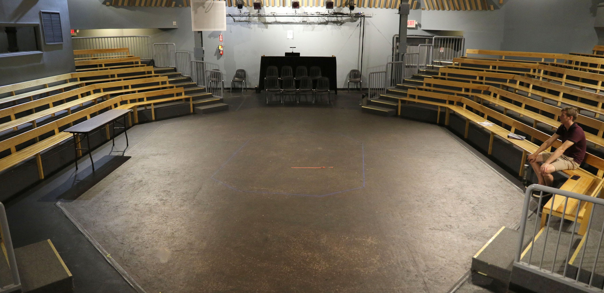 The Oasis Theater