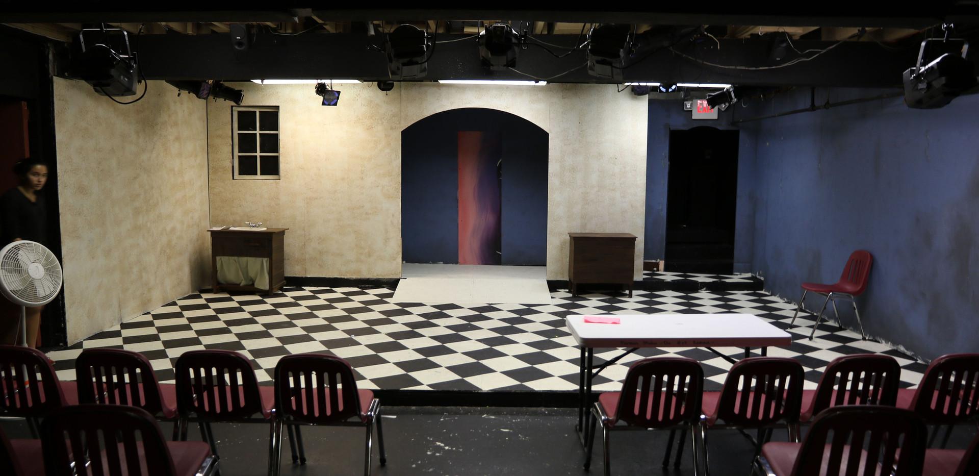 The Merman Theater