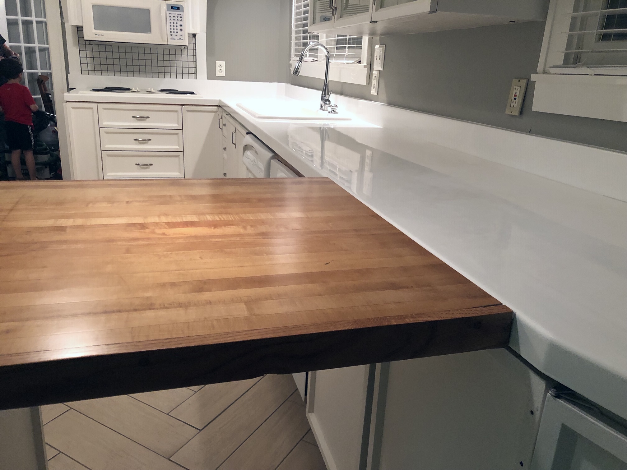 Epoxy Countertops-Kitchen | DAE Design Company