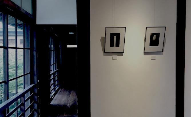 明治の古民家、ギャラリー、個展