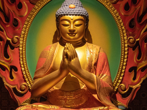 Chanting the 10 Perfections & 4 Boundless States