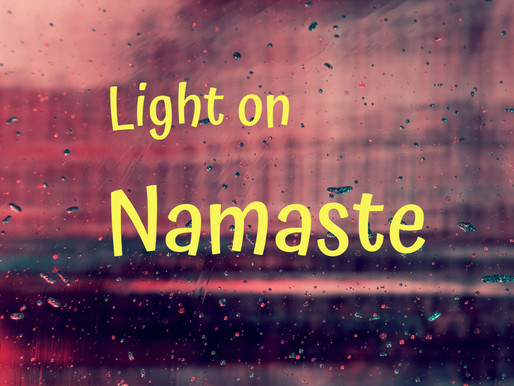 """Mispronounced & Misused:  It's Time We Get Clear on """"Namaste"""""""