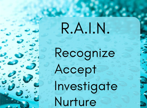 R.A.I.N. Meditation