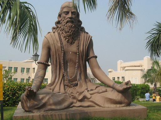 Contemplating the Eightfold Path of Patañjali