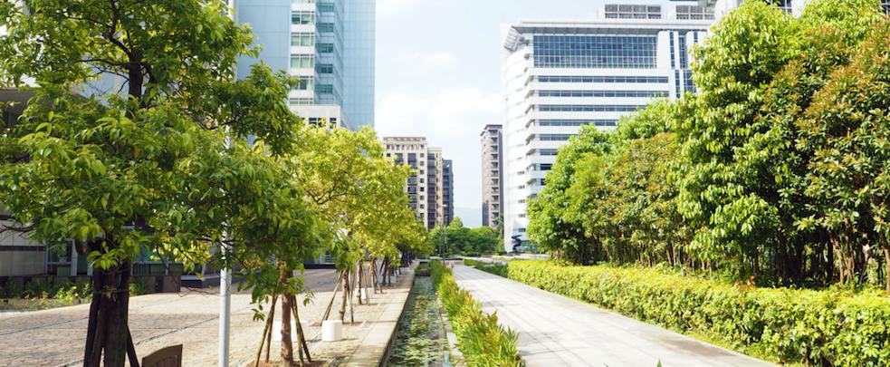 Reducing the Urban Heat Stress