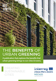 The Benefits of Urban Greening - a publicationtha explores the benefits tht urban greening brings to our cities and towns