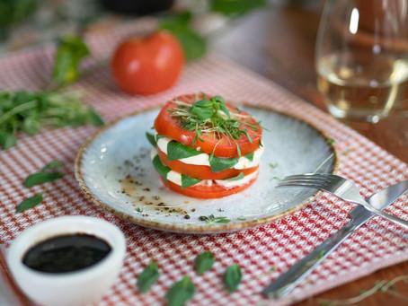 Caprese Salad | Ensalada Caprese