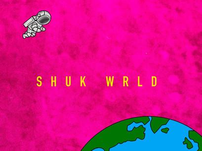 'WRLD' EP by Shuk