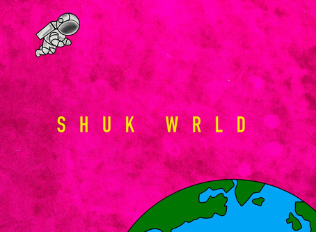 SHUK releasing first EP WRLD