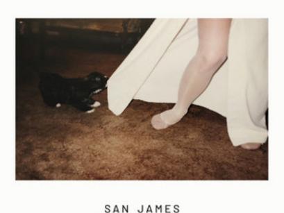 Les enjambées (San James) Remix by Samuel Harvey