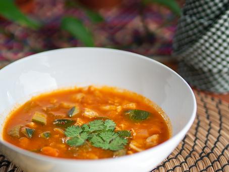 Fish Soup | Sopa de Pescado