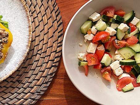 Greek Salad | Ensalada Griega