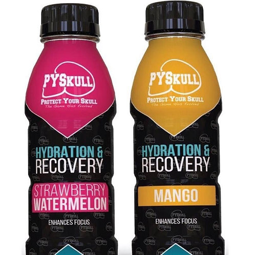 PYSkull Hydration And Recovery Sports Drink (Multi-Pack)