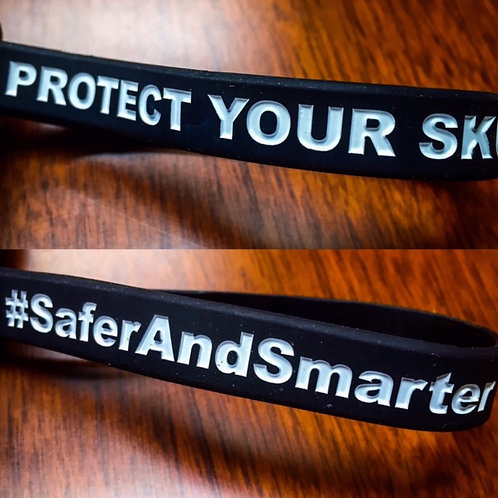 Protect Your Skull/ Awareness Wristbands