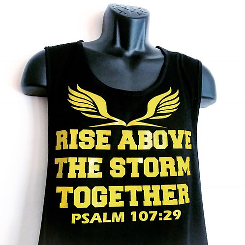 Rise Above The Storm tank