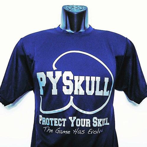 PYSKULL Logo Tee