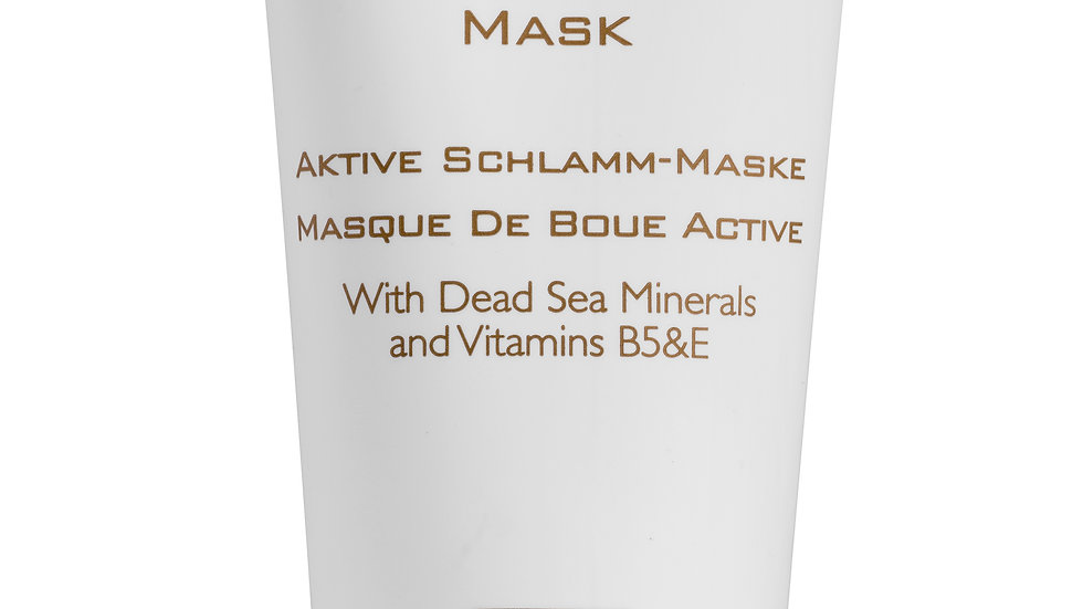 Active Mud Mask 100g.