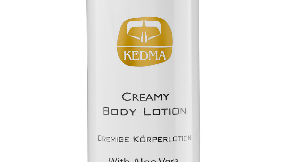 Creamy Body Lotion  200ml