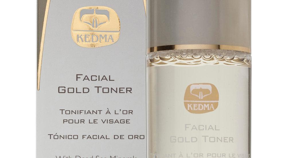 Facial Gold Toner 200ml