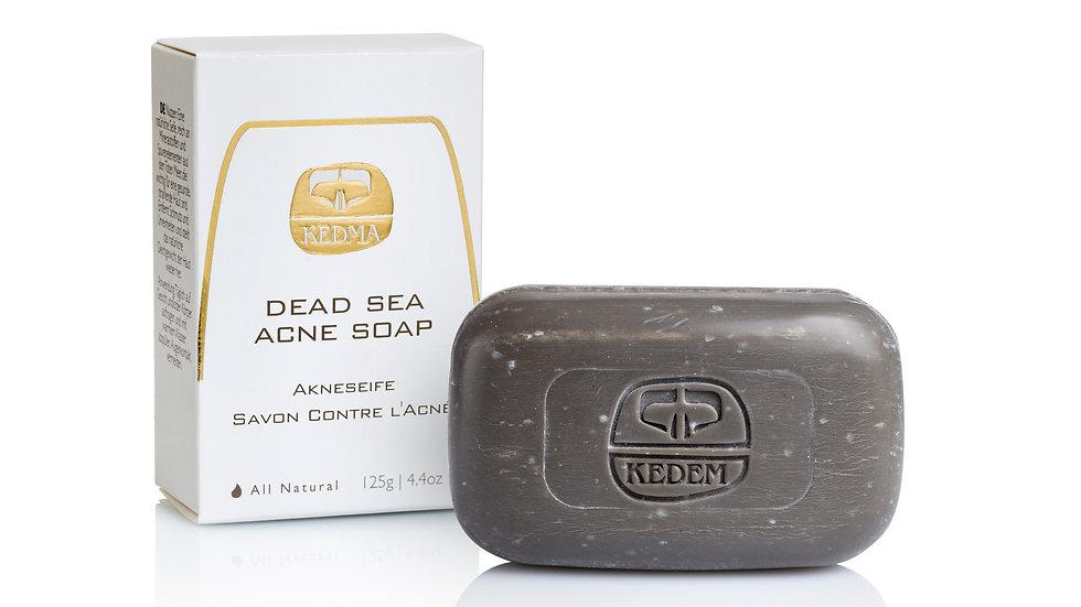Dead Sea Acne Soap 125g.
