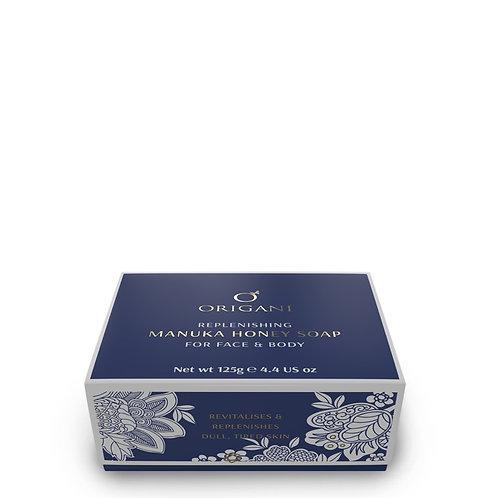 Body Care Replenishing Manuka Honey Soap 125 g.