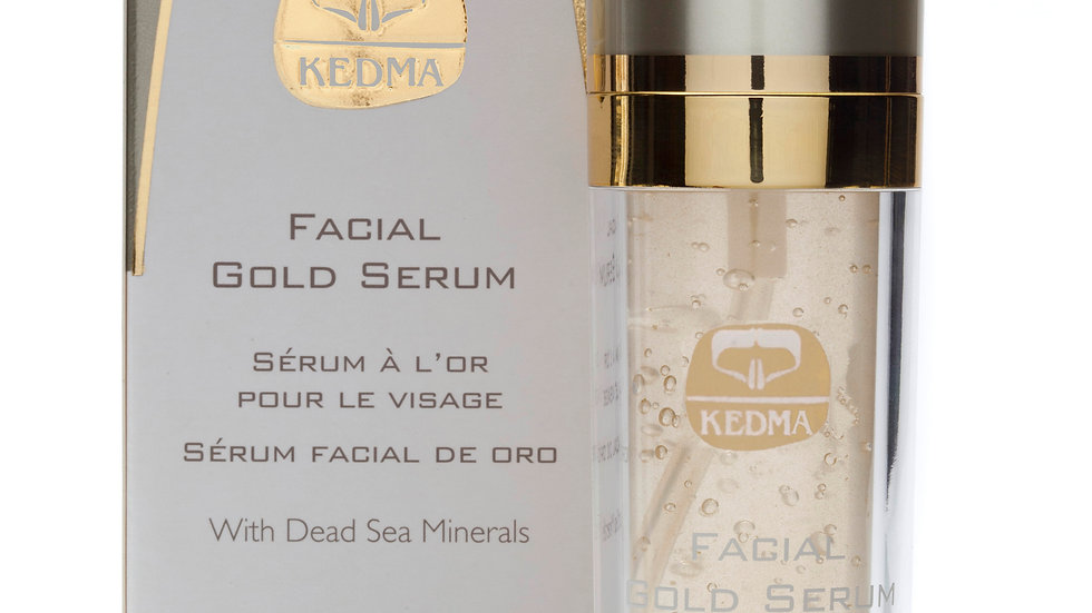 Facial Gold Serum 50g