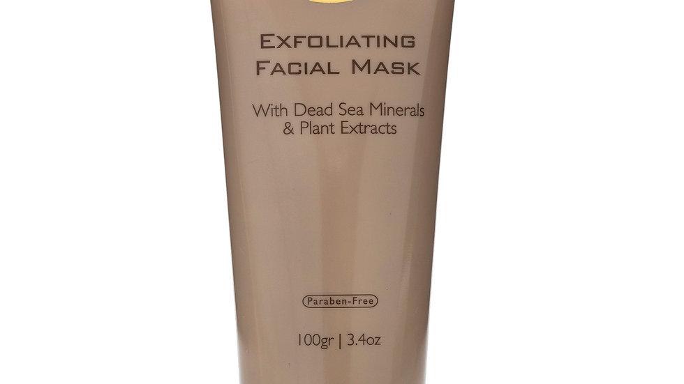 Exfoliating Facial Mask  100g.