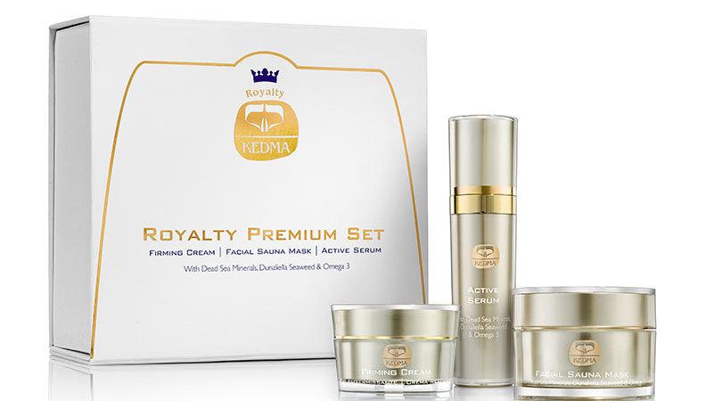 Royalty Premium Set