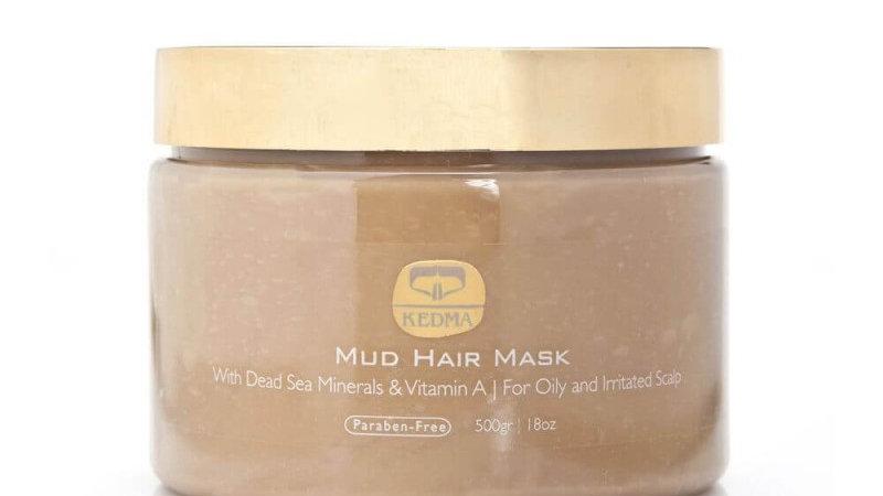 Mud Hair Mask