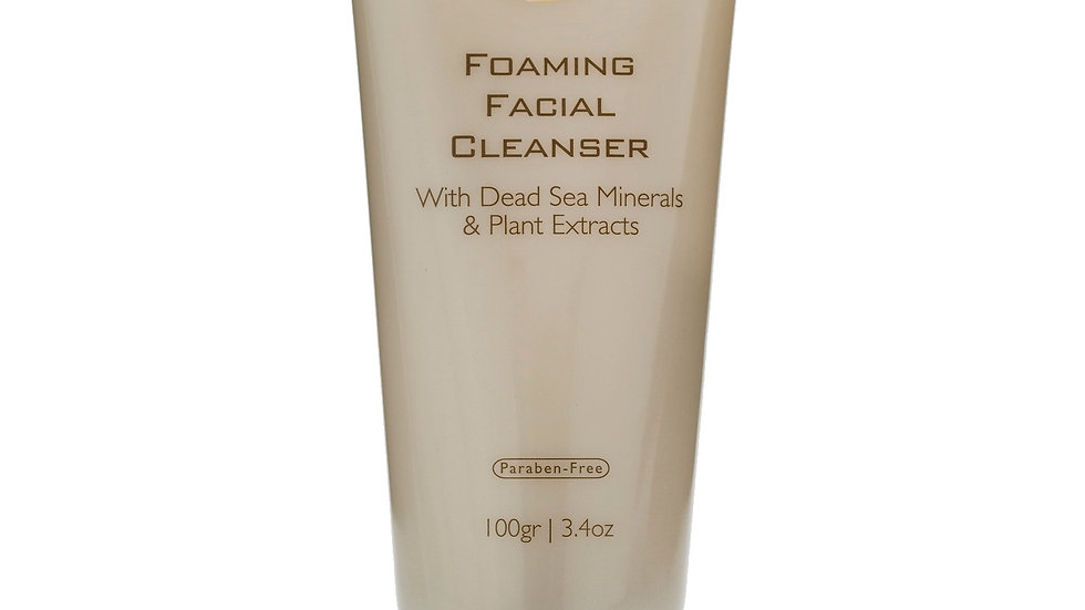 Foaming Facial Cleanser  100g.