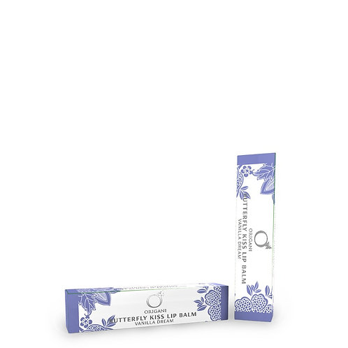 Butterfly Kiss Vanilla Lip Balm  15 g.