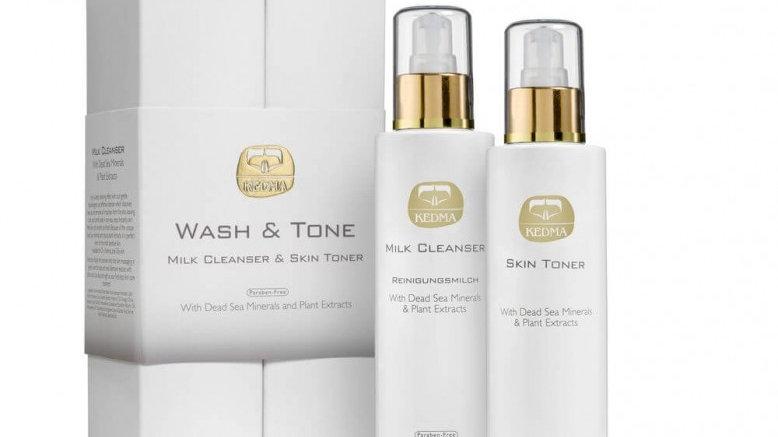 Wash & Tone
