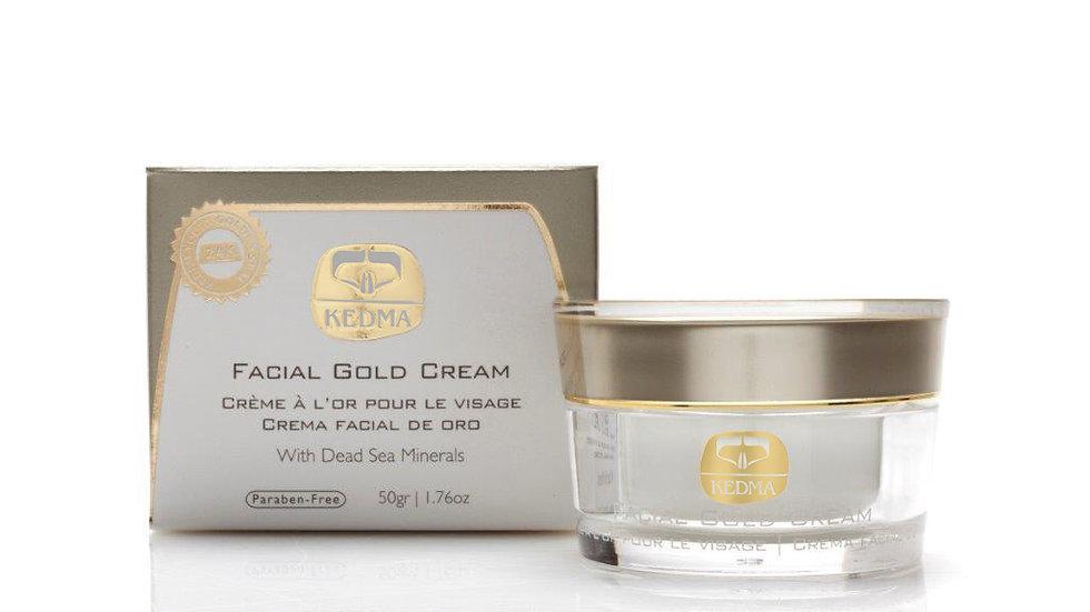 Facial Gold Cream  50g