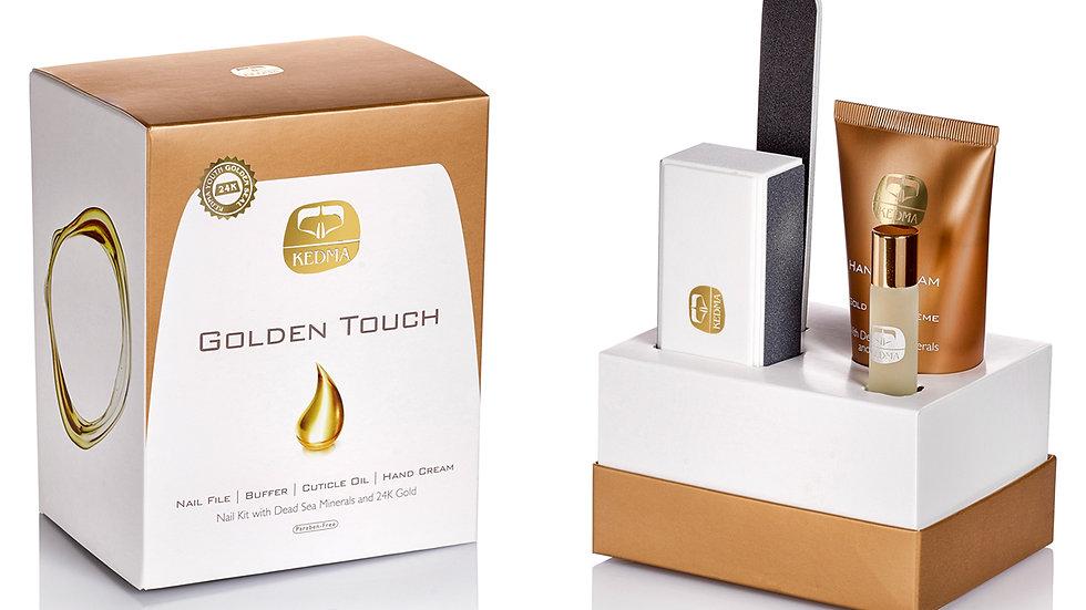 Golden Touch Nail Kit