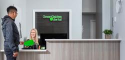 green gables dental_reception