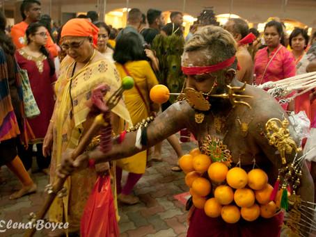 Thaipusam - A Celebration of Faith, Gratitude and Devotion.