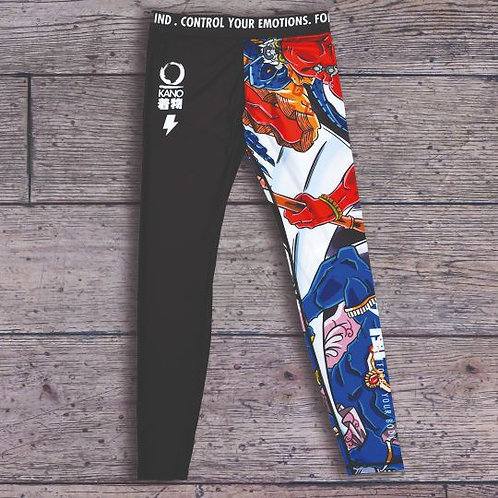 Leggings unisex Kano Arashi