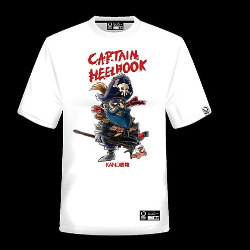 Maglietta Captain HEELHOOK
