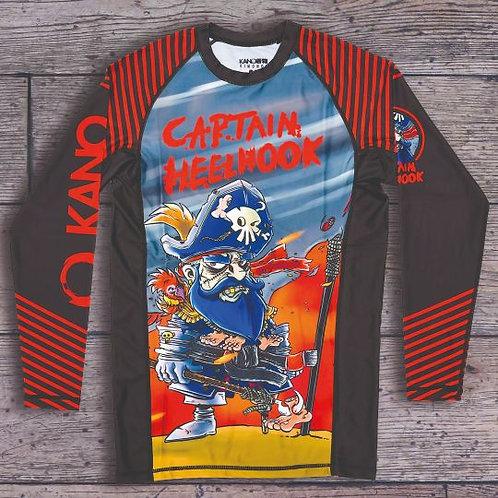 Rashguard Kano Captain Heel-Hook