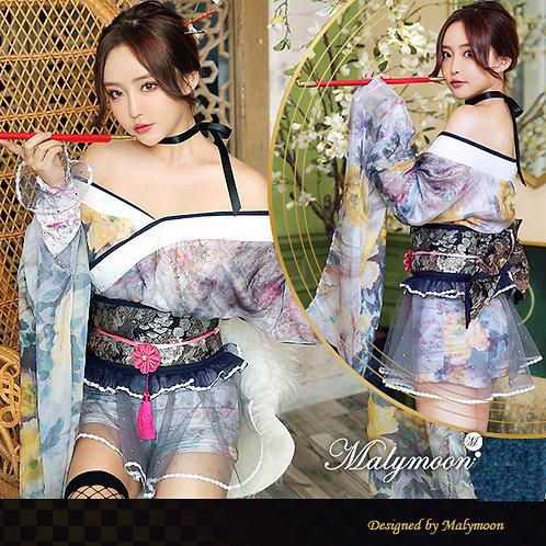 Japanese geisha【3370】