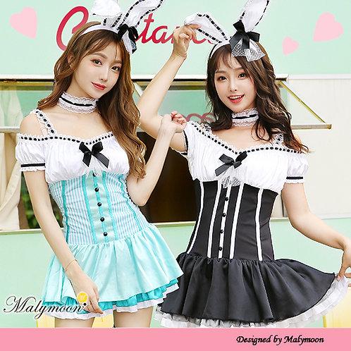 2color Bunny Girl【2595】