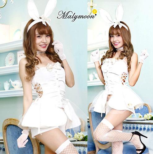 White bunny girl【7099】