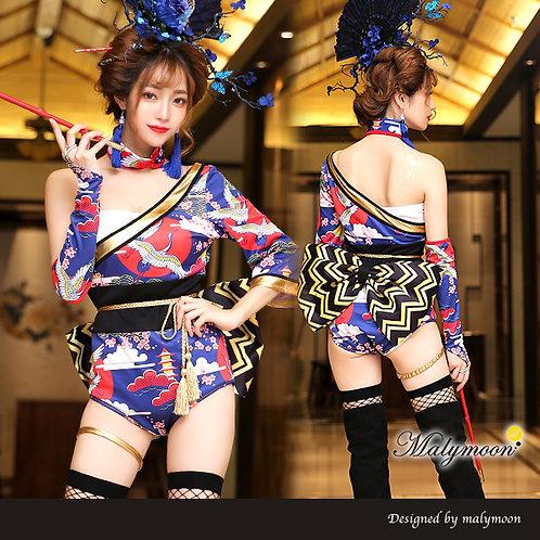 Japanese geisha【2915】